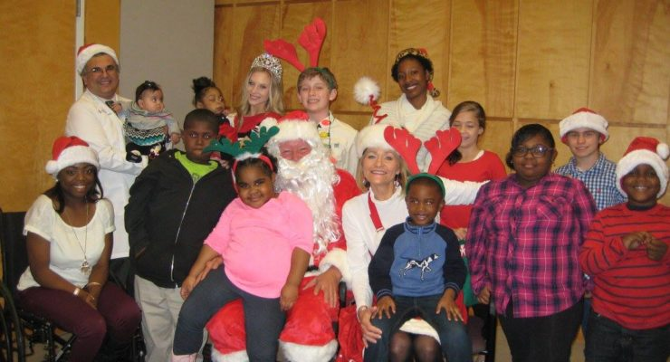 2015 Pediatric Holiday Party
