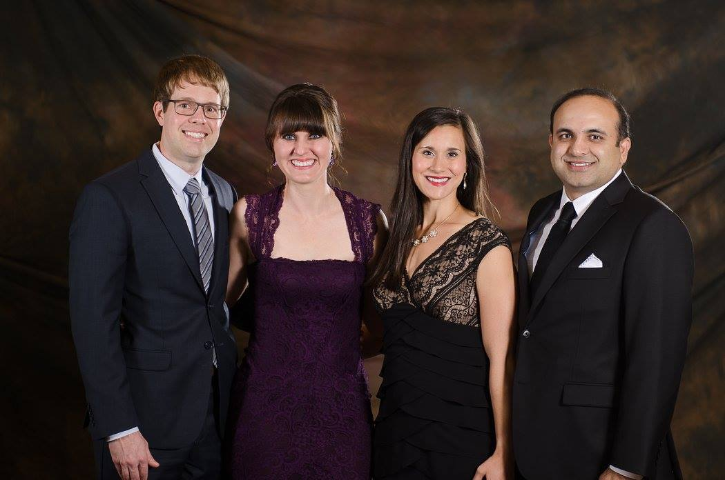 Many thanks to the 2017 Drawdown co-chairmen, Kim & Lee Ferguson, MD and Jessica & Mohit Ahuja, MD!